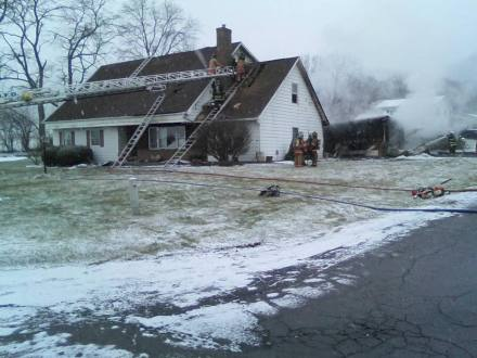 Incidents Belleville Fire Company